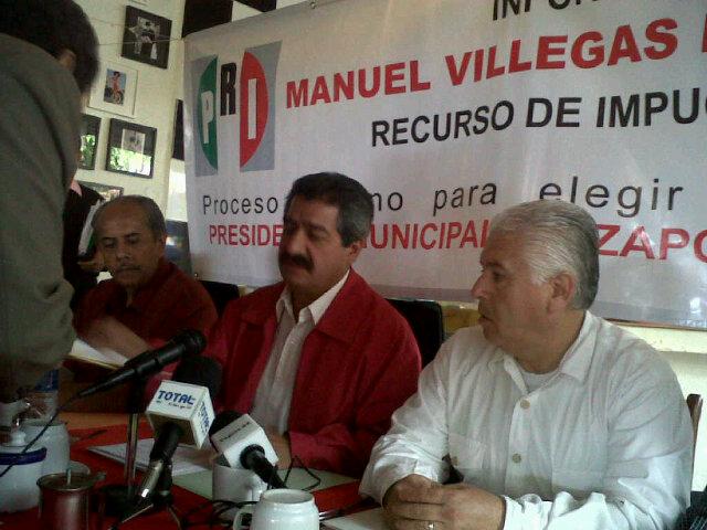 MANUEL VILLEGAS-PRI
