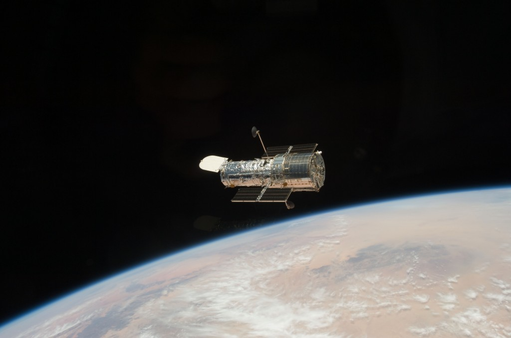 Hubble_telescope_2009