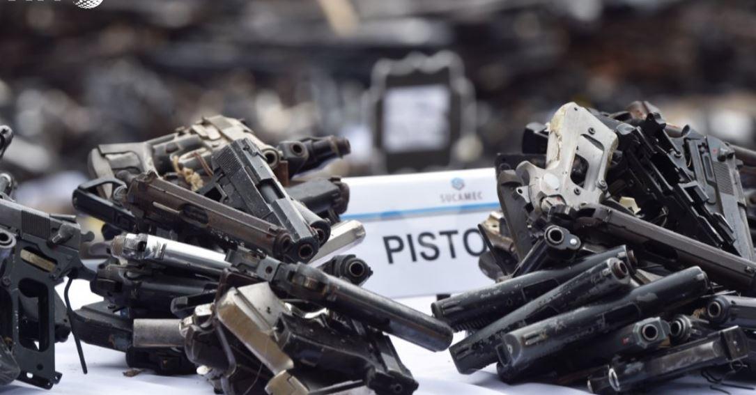 Alemania enjuicia a fábrica de armas usadas contra